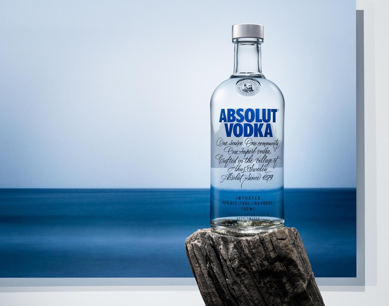Absolut Vodka Landscap: Smoothest Vodka brands